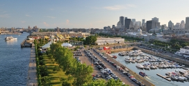 New Container Terminal launched at Port of Montreal
