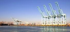 Historic Battleship Iowa plugs into 21st Century Technology at Port of LA
