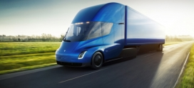 CFR Rinkens Reserves 5 Tesla Semi Trucks
